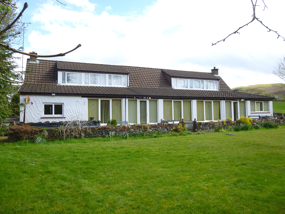 Mennockfoot Lodge,  Mennock , Sanquhar, DG4 6HS - Pollock and McLean