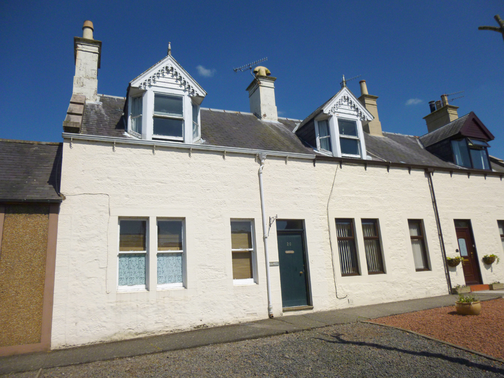 Kames, 20 Drumlanrig Street, Thornhill, DG3 5LL - Pollock and McLean