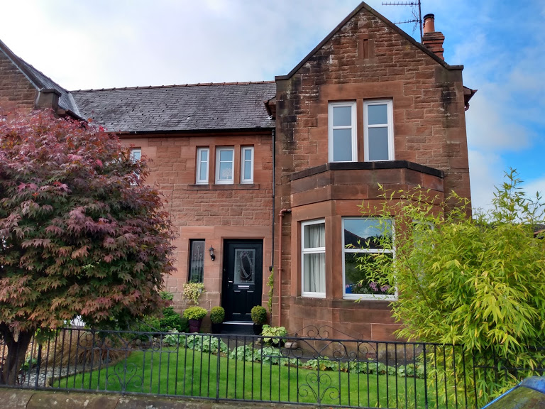 Portland, 34 Hermitage Drive, Dumfries, DG2 7QF - Pollock and McLean