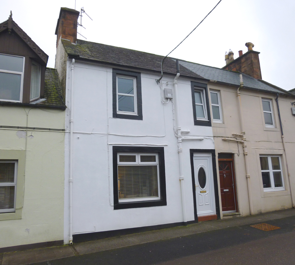 33 New Street, Thornhill, DG3 5NJ - Pollock and McLean
